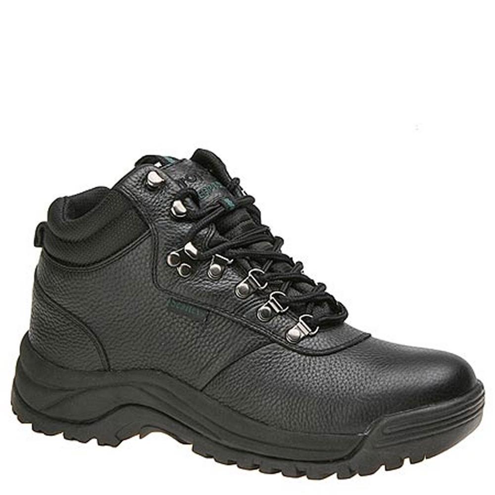 Propét Men's Cliff Walker Hiking Black Boot 12 E5
