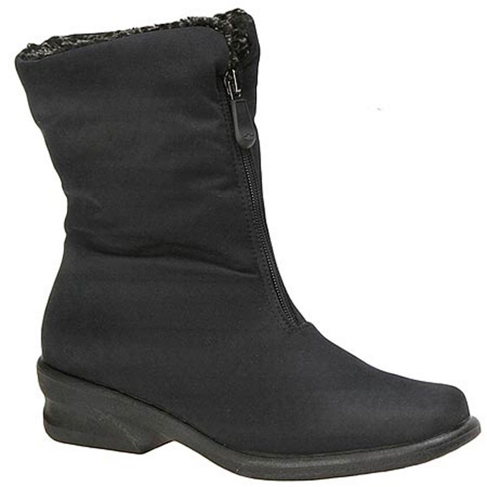 """Toe Warmers Women's Michelle 7-1/2"""" Black Boot 7 A3"""