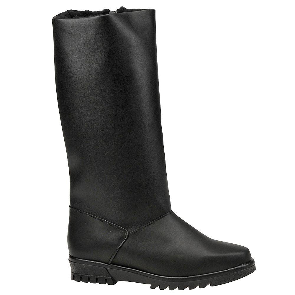 """Toe Warmers Women's Glacier 13"""" Waterproof Black Boot 11 D"""