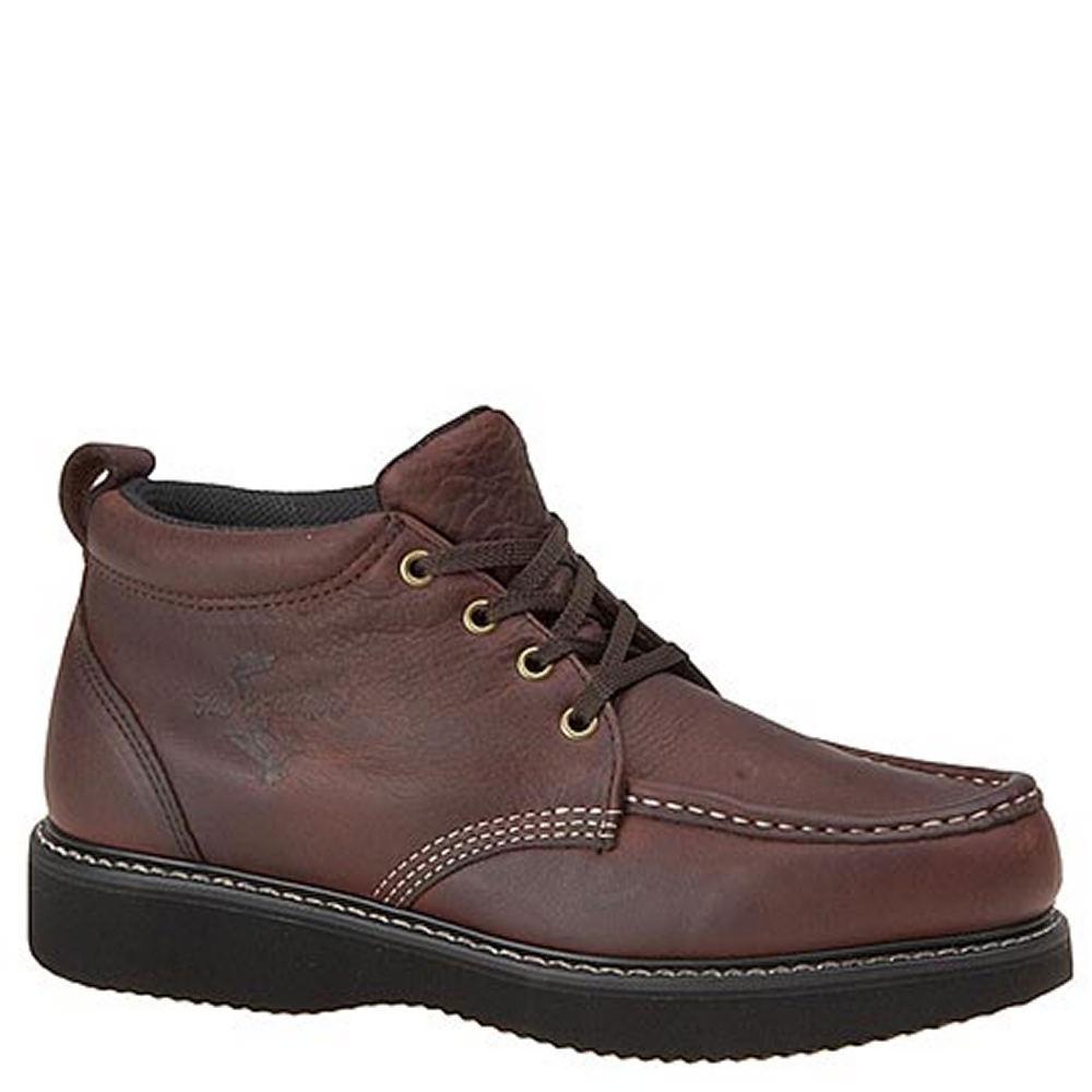 Fin & Feather Men's Chukka Brown Boot 6 E2