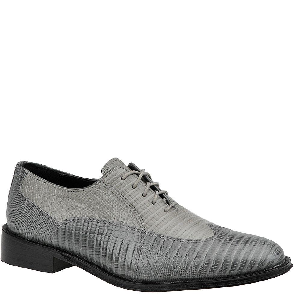 Giorgio Brutini 21007 Men's Grey Oxford 8 M