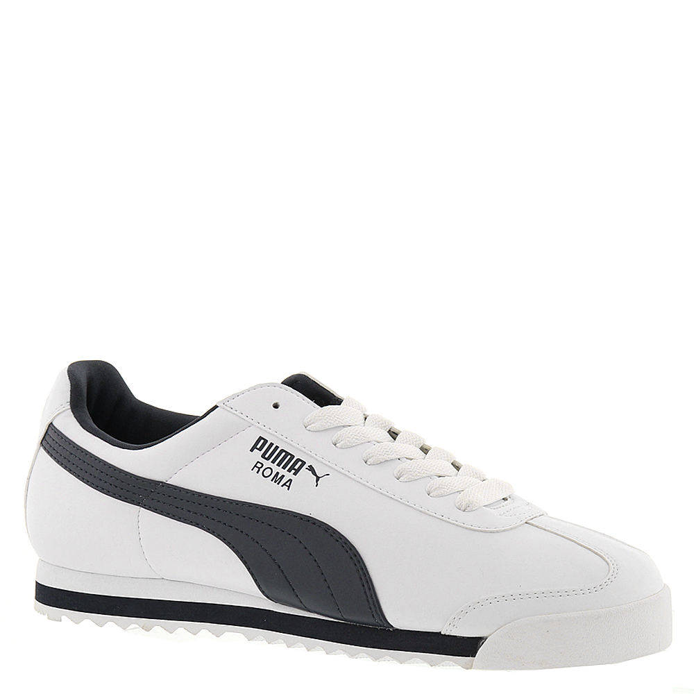 PUMA Roma Basic Men's White Sneaker 8.5 M 634025WHT085M