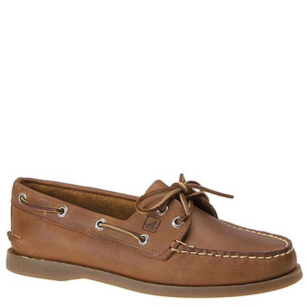 Sperry Top-Sider A/O 2-Eye Women's Brown Oxford 7 M