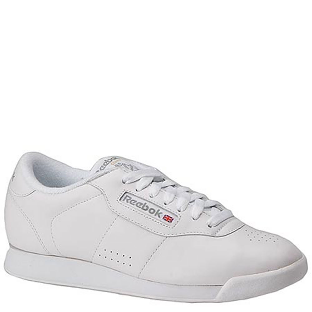 Reebok Princess Women's White Sneaker 7.5 W