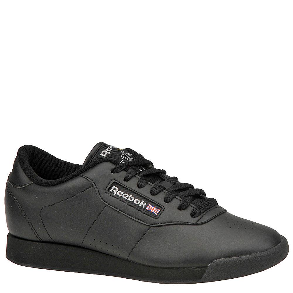 Reebok Princess Women's Black Sneaker 5 W