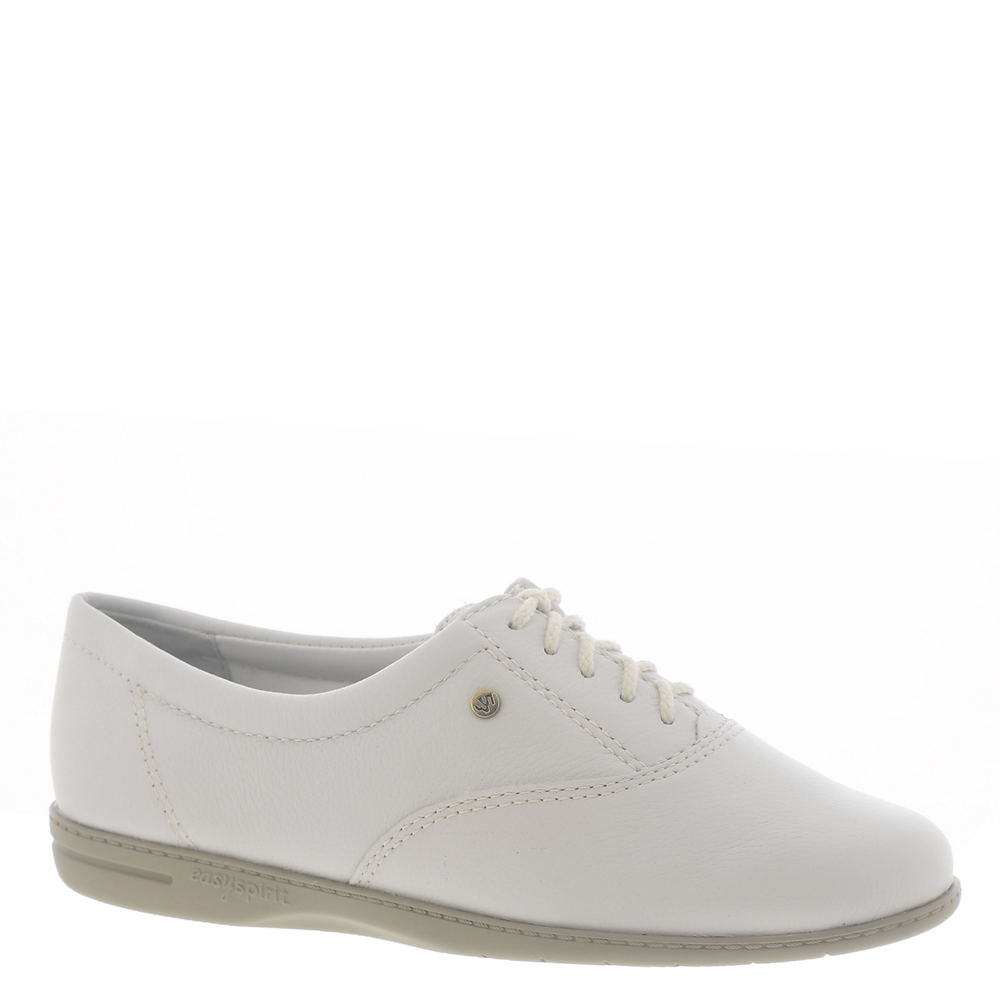 Easy Spirit Motion Women's White Oxford 10 B