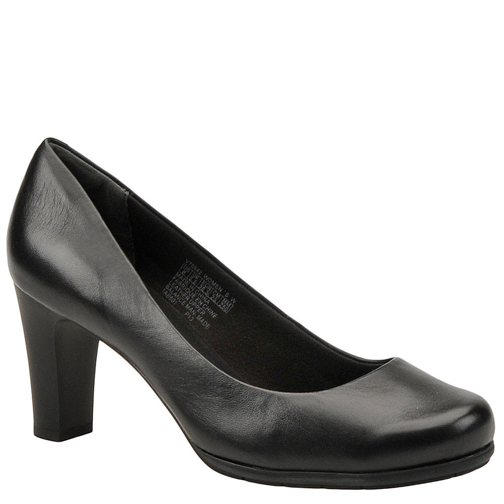 Rockport Women's Total Motion 75MM Pump Black Pump 6 M