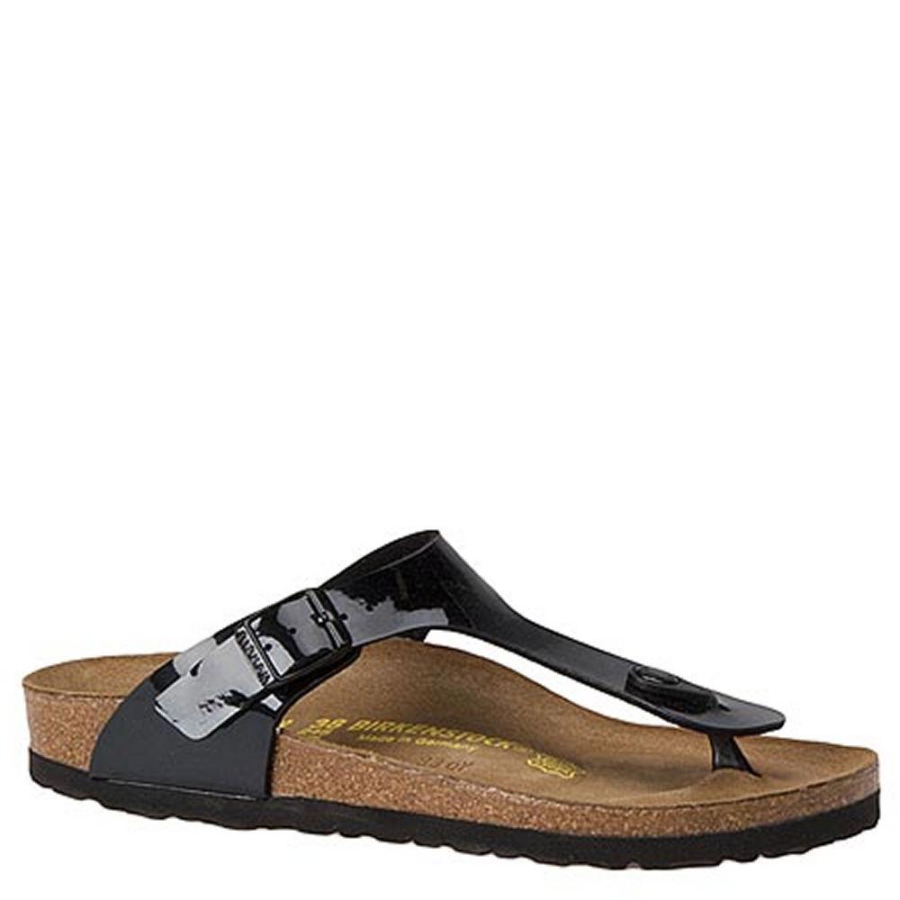 Birkenstock Gizeh Women's Black Sandal Euro 38      US 7 ...