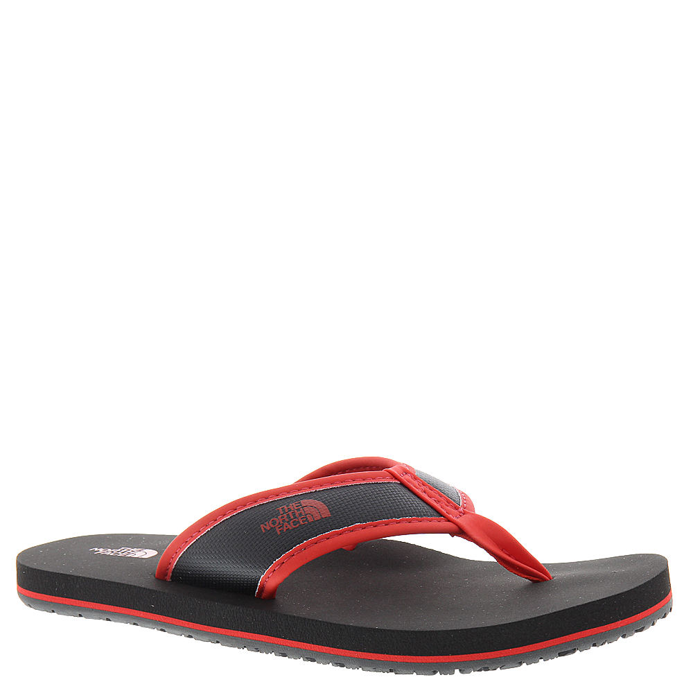 North Face Base Camp Flip Flop Boys' Toddler-Youth Grey S...