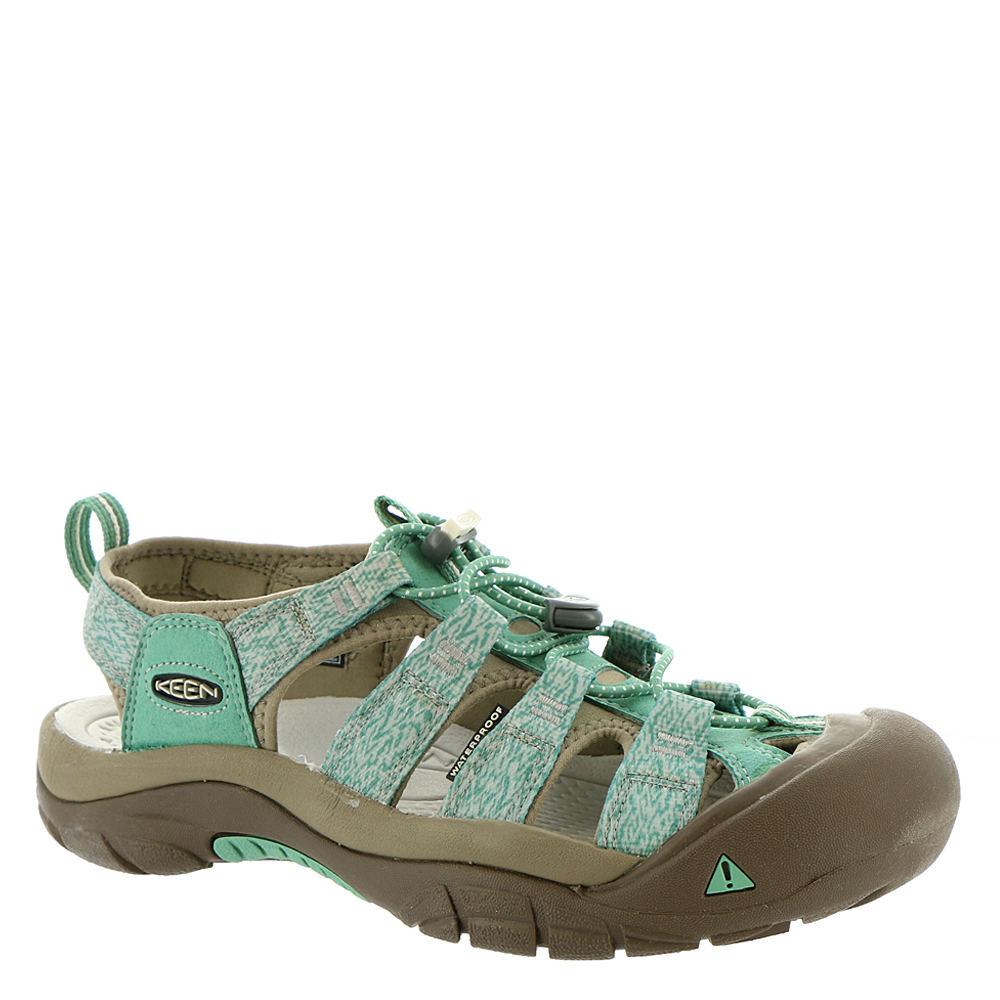 Keen NEWPORT H2 Women's Green Sandal 6 M