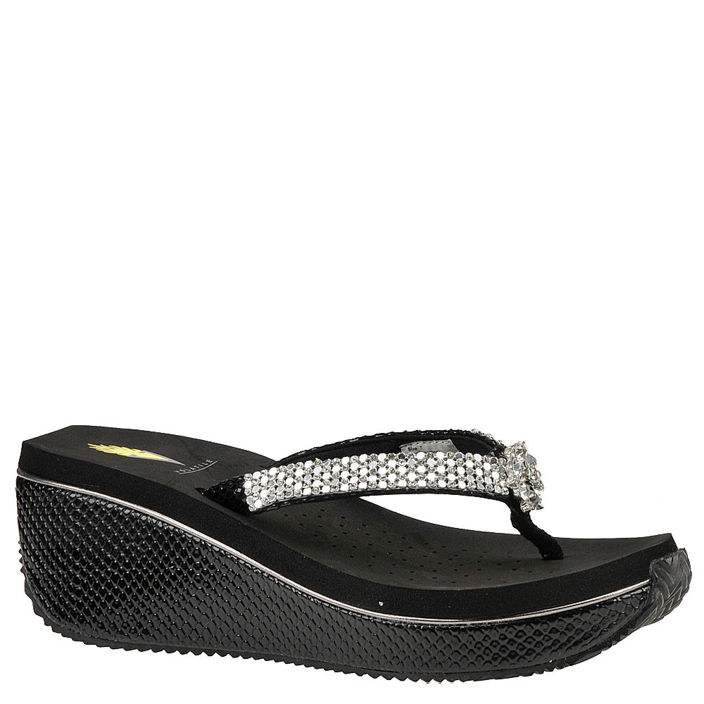 Volatile Lexie Women's Black Sandal 10 M