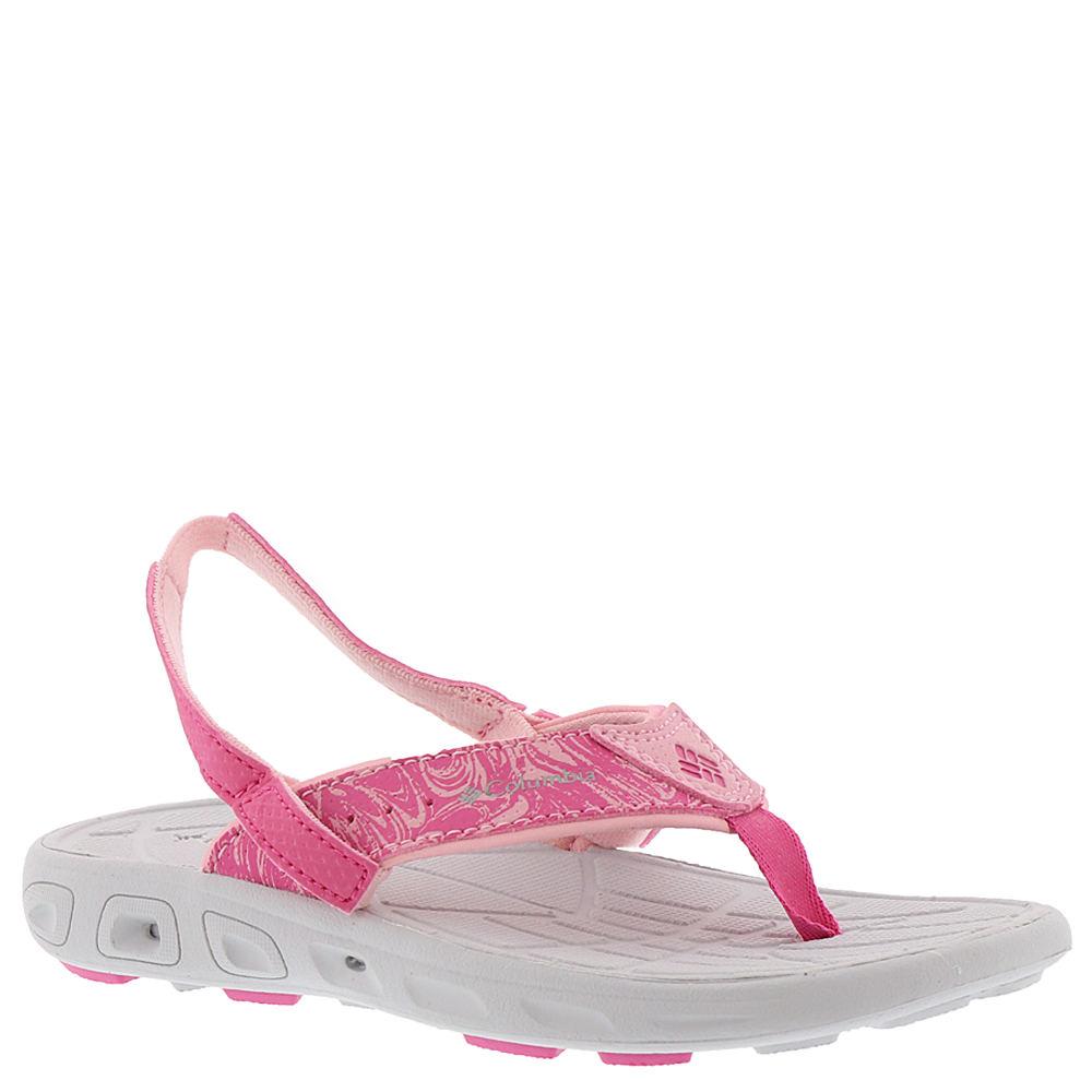 Columbia Techsun Flip Girls' Toddler-Youth Pink Sandal 13 Toddler M 826196PNK130M