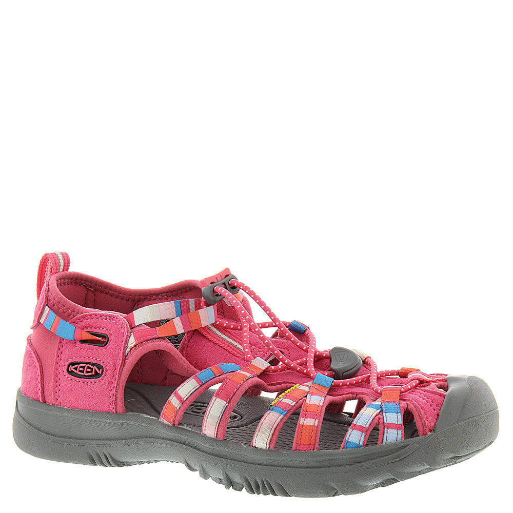 Keen Whisper Girls' Toddler-Youth Pink Sandal 8 Toddler M