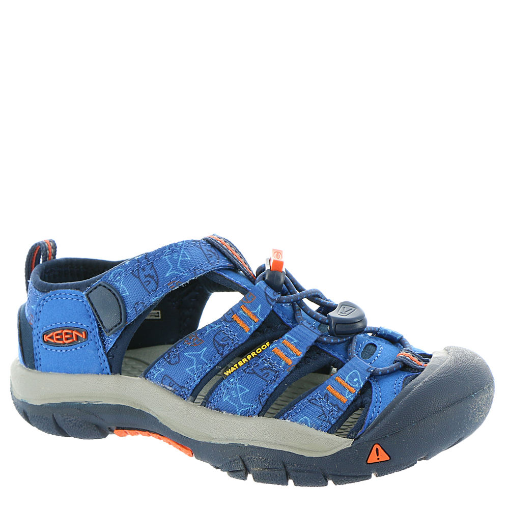 Keen Newport H2 Boys' Toddler-Youth Blue Sandal 9 Toddler M