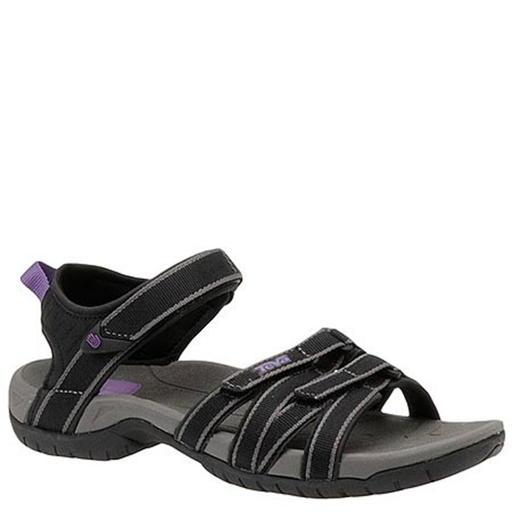 Teva Tirra Women's Black Sandal 6.5 M
