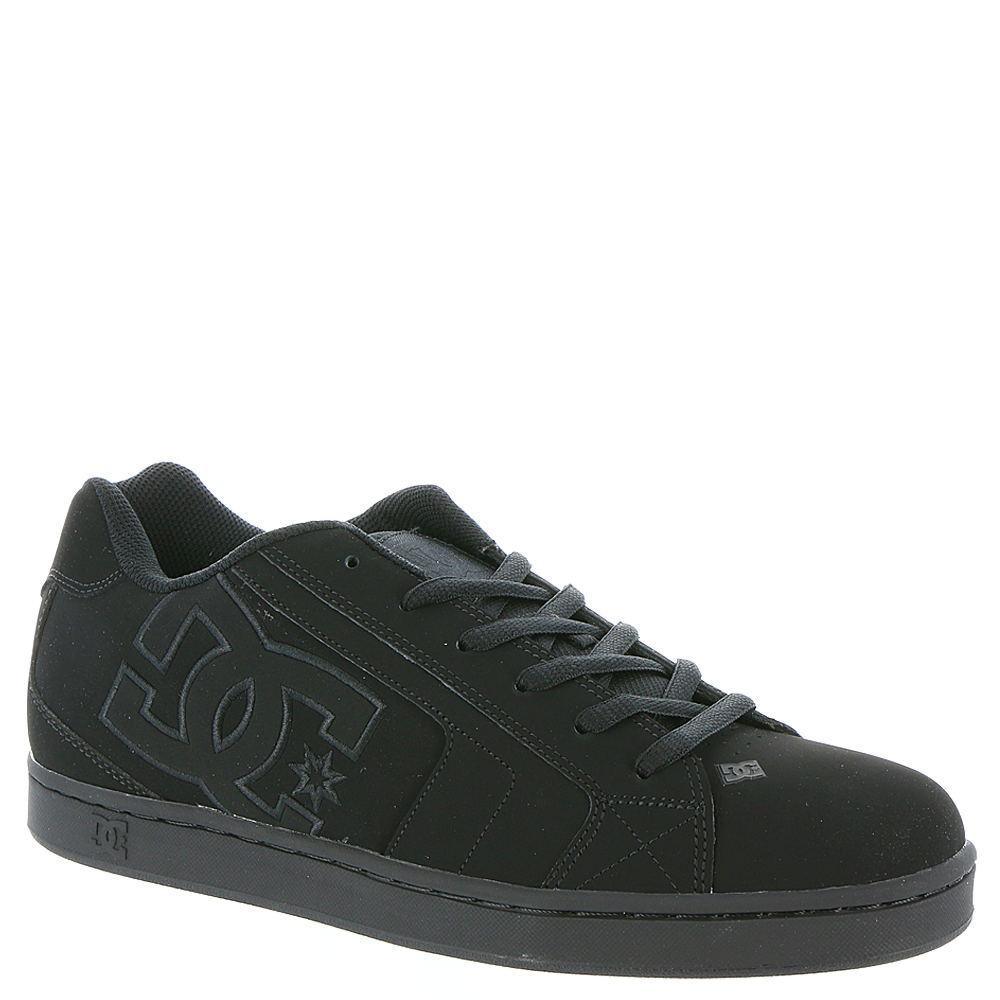 DC NET Men's Black Skate 8.5 M 639136BLK085M