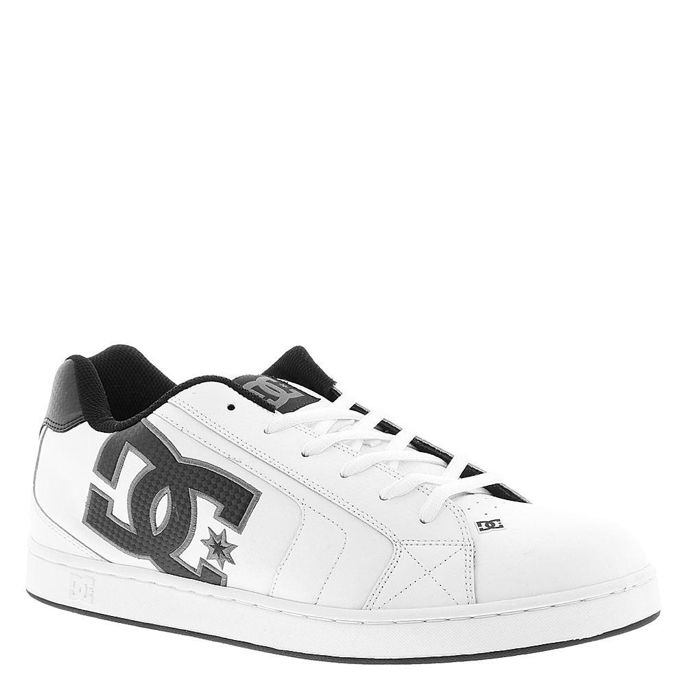 DC NET Men's White Skate 8.5 M 641677WHT085M