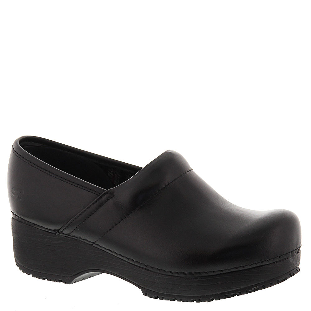 Skechers Work Women's Clog SR Slip-On Black Slip On 6 M