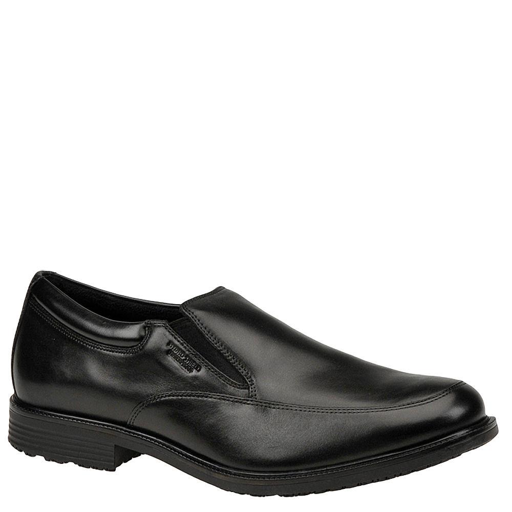 Rockport Essential Details WP Slip On Men's Black Slip On...
