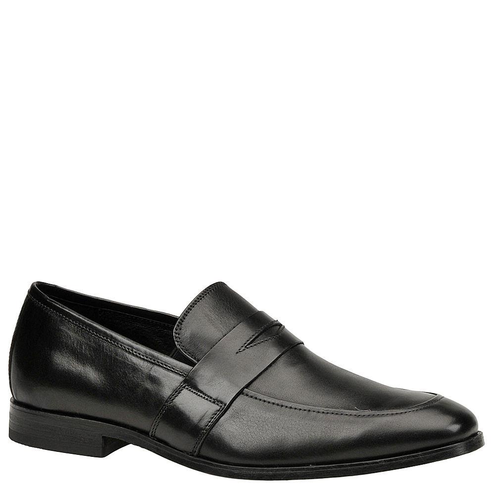 Florsheim Men's Jet Penny Slip-On Black Slip On 11.5 D