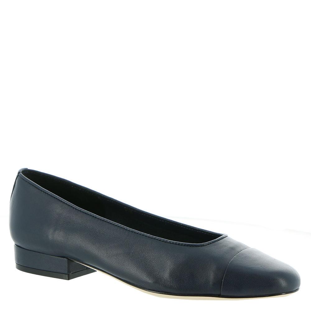 Vaneli Frankie Women's Blue,Navy Slip On 10.5 B