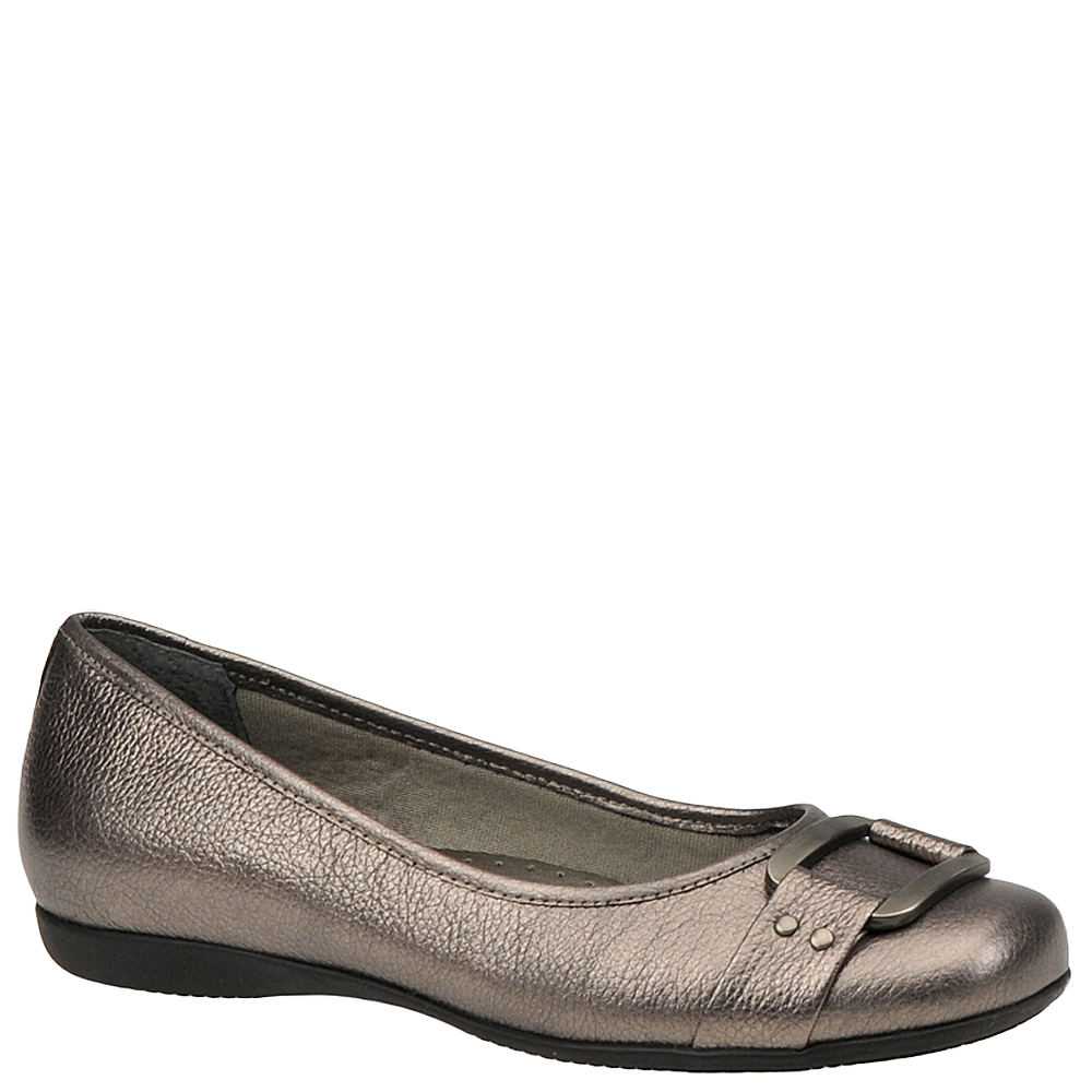 Trotters Sizzle Women's Pewter Slip On 8.5 M