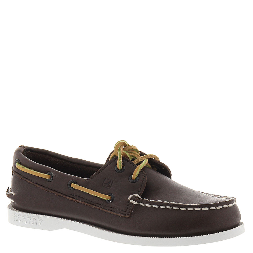 Sperry Top-Sider A/O Kids Toddler-Youth Brown Slip On 1 Y...
