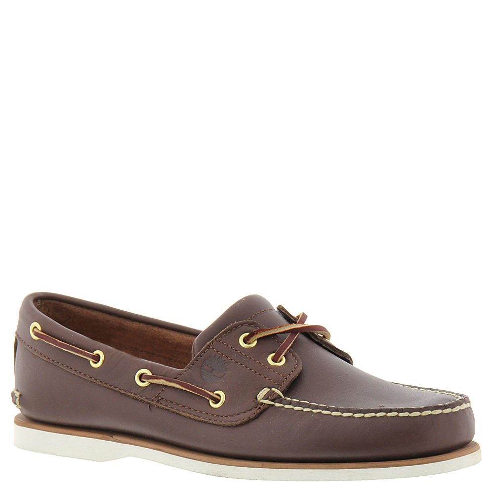 Timberland CLASSIC BOAT Men's Brown Slip On 9.5 M