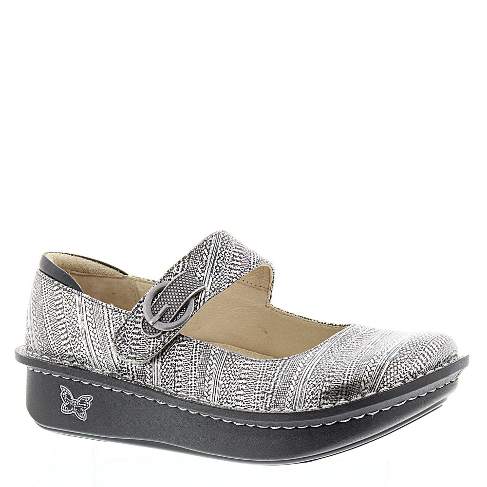 Alegria Paloma Women's Grey Slip On Euro 40 US 9.5 - 10 M 527479GRY400M