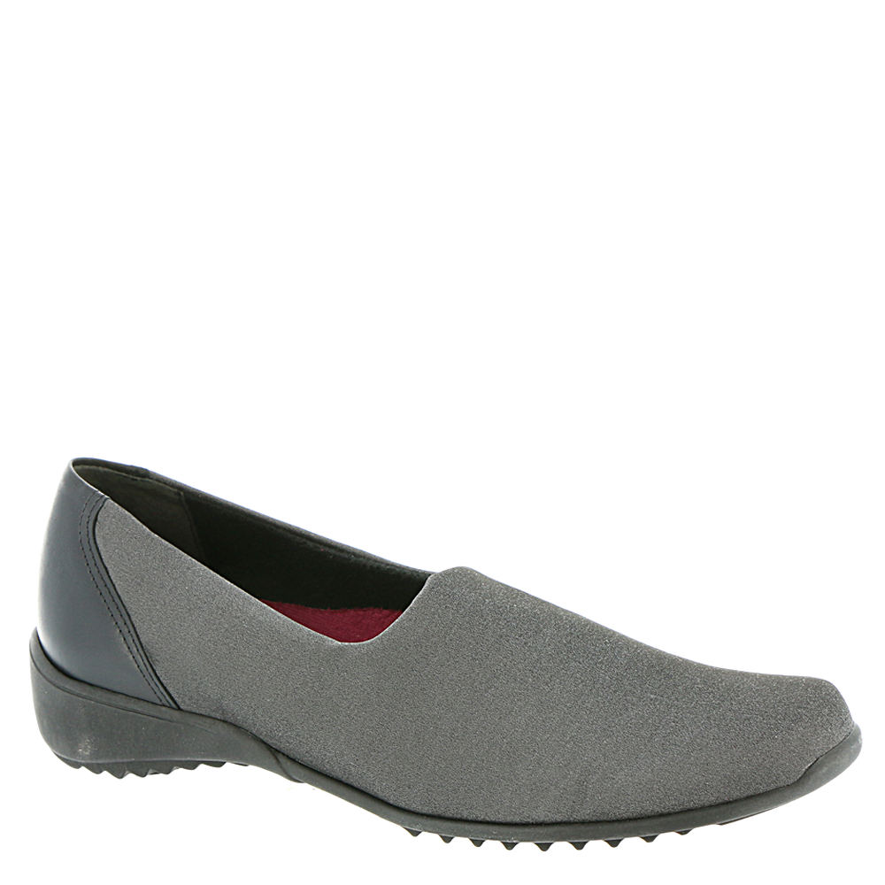MUNRO Traveler Women's Grey Slip On 7.5 W