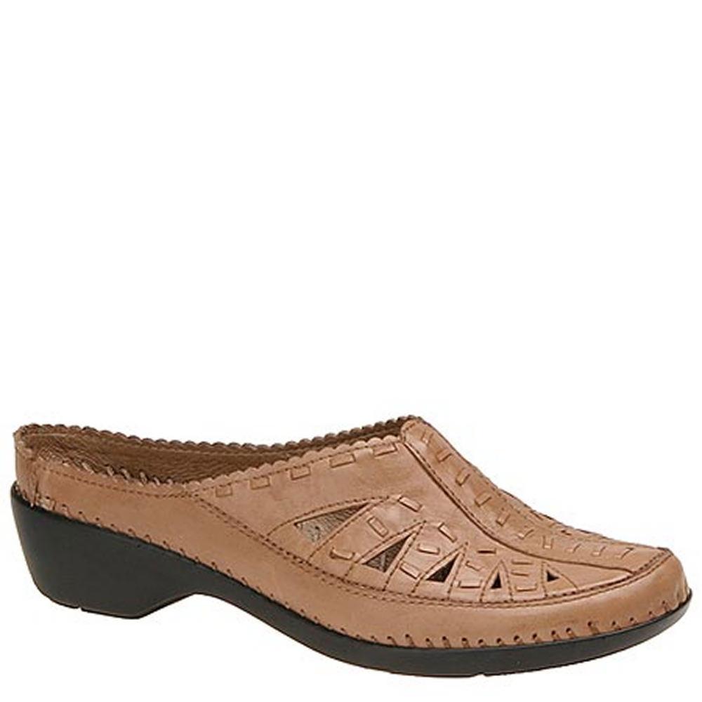 Easy Spirit Dolly Women's Brown Slip On 8 E2 132446FDG080E2