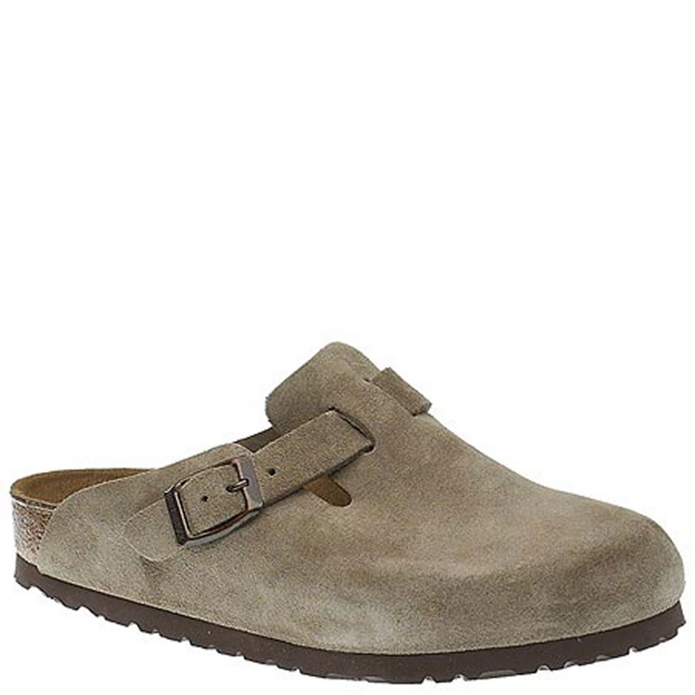 Birkenstock Boston Tan Slip On 43      US Women 12- 12.5,...