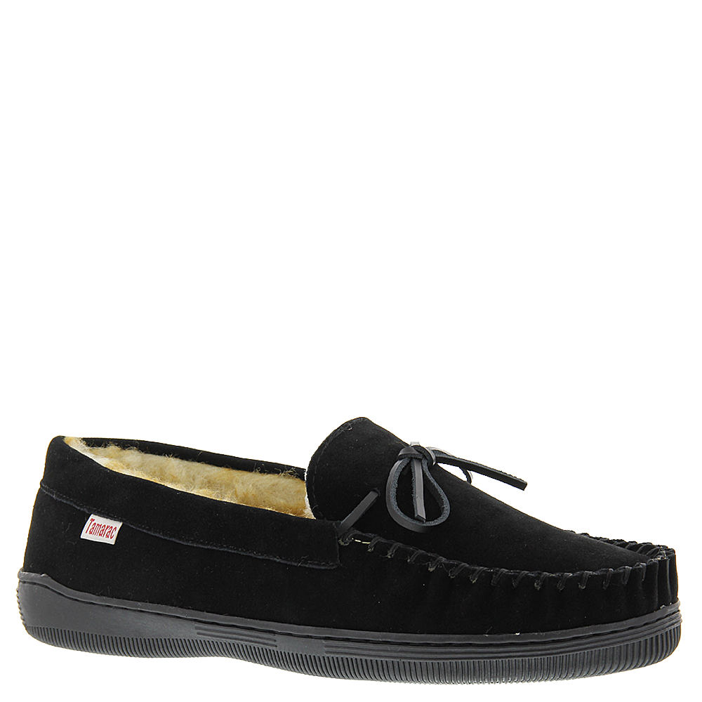 Slippers International Camper Men's Black Slipper 9 M