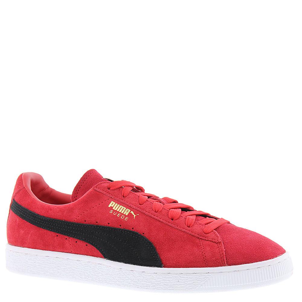 PUMA SUEDE CLASSIC+ Men's Red Sneaker 8.5 M 649894RED085M