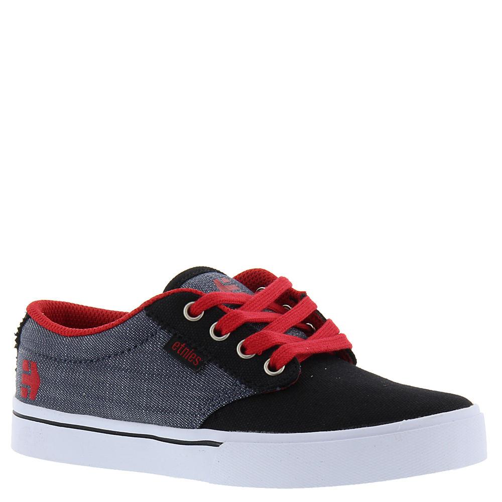 Etnies Jameson 2 ECO Boys' Toddler-Youth Black Sneaker 3 Youth M 823137BLK030M