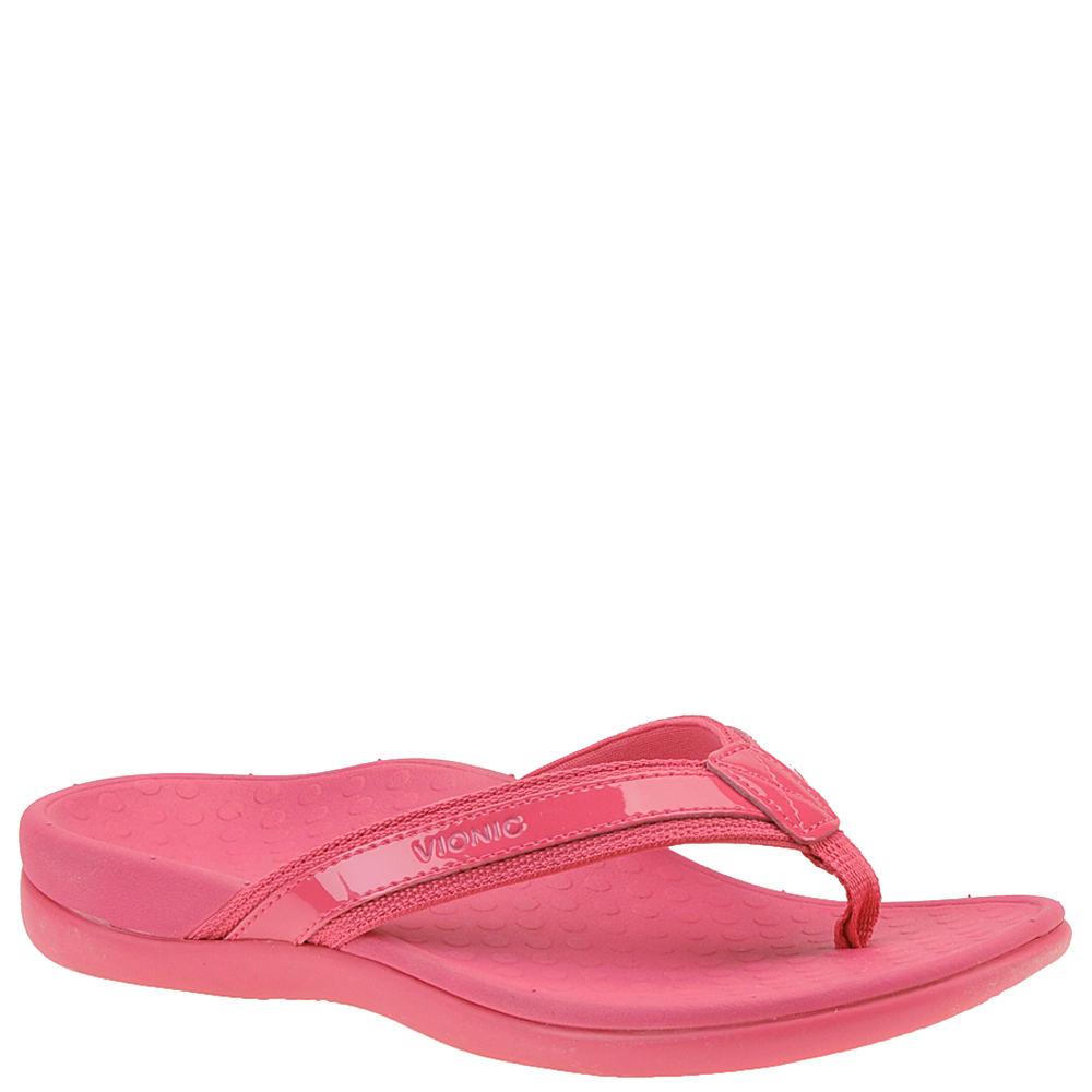 Vionic with Orthaheel Tide II Women's Pink Sandal 6 M
