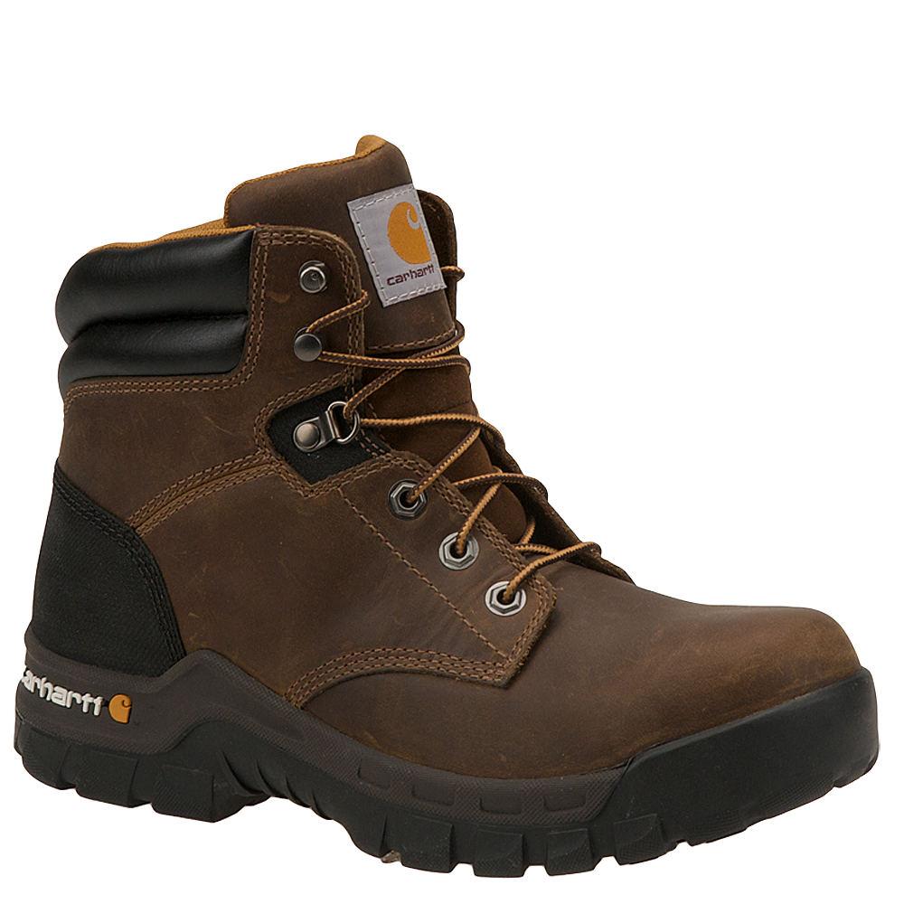 "Carhartt 6"" Rugged Flex Composite Toe Men's Brown Boot 13 M"