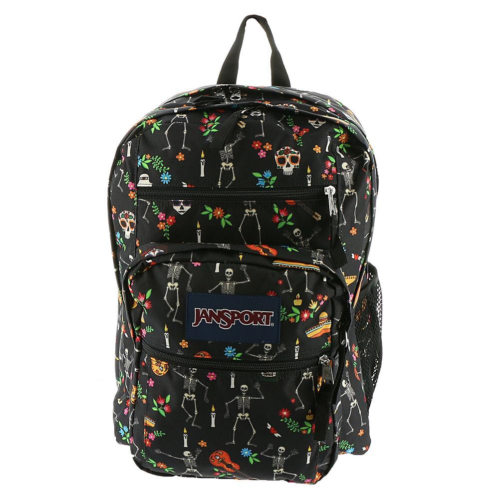 JANSPORT Boys' Big Student Backpack Black Bags No Size