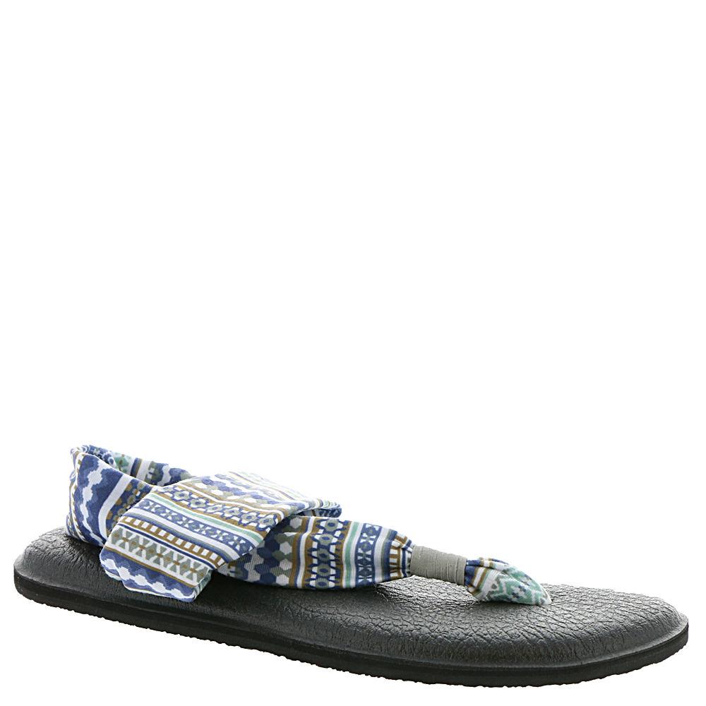 Sanuk Yoga Sling 2 Women's Grey Sandal 6 M 535439GRY060M