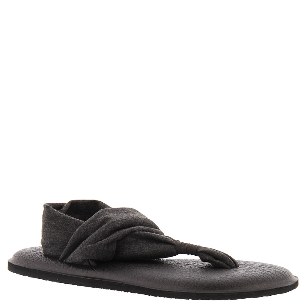 Sanuk Yoga Sling 2 Women's Grey Sandal 6 M 537482CHR060M