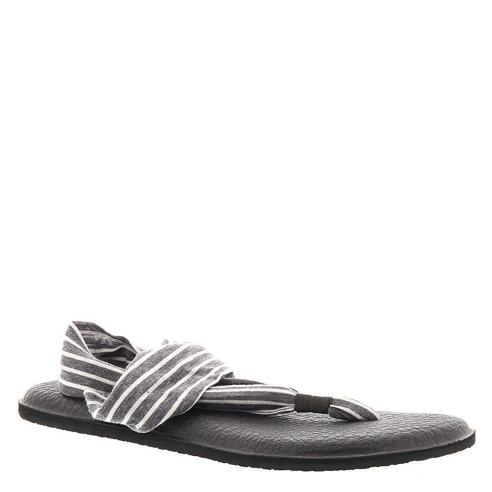 Sanuk Yoga Sling 2 Women's Grey Sandal 5 M 587143CHR050M
