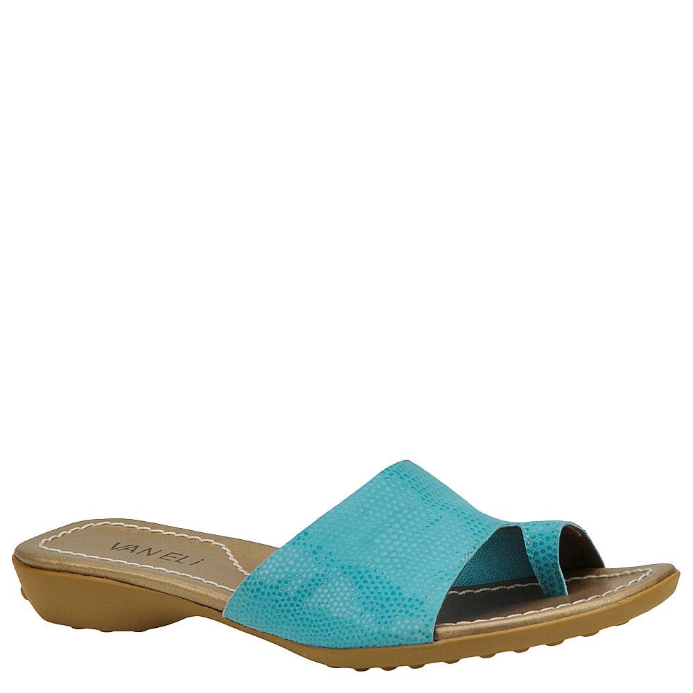 Vaneli Tallis Women's Blue Sandal 8.5 W