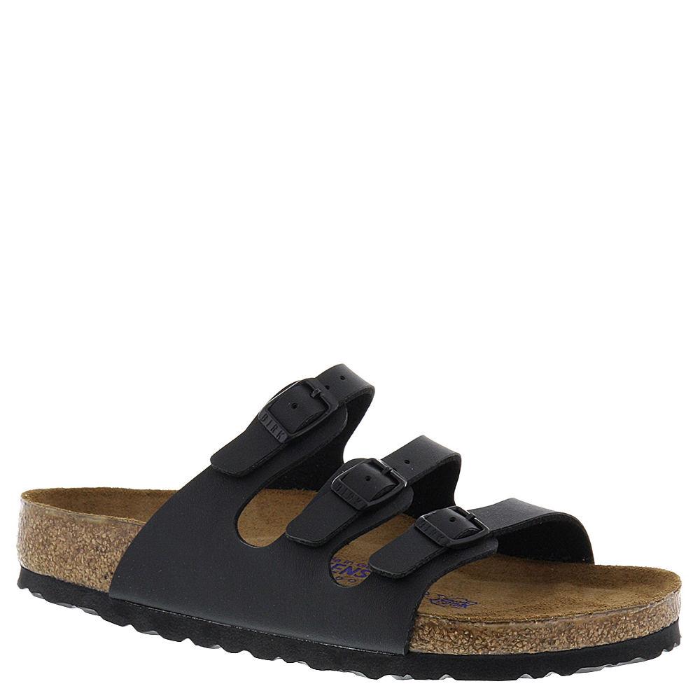 Birkenstock Florida Soft Footbed Women's Black Sandal Eur...
