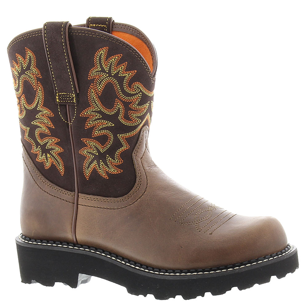 Ariat Fatbaby Women's Brown Boot 10 M