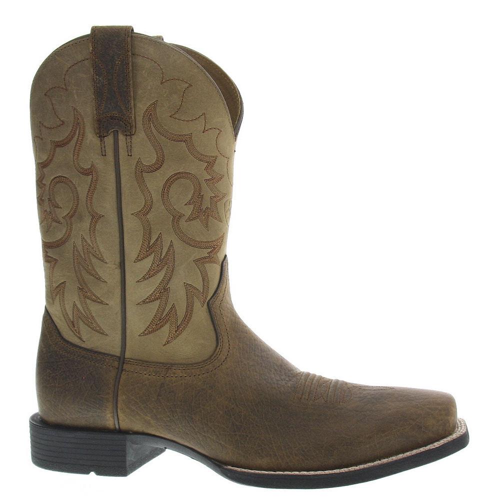 Ariat Heritage Reinsman Men's Brown Boot 11.5 M