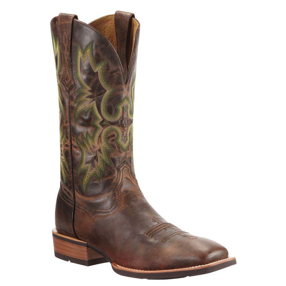 Ariat Tombstone Men's Brown Boot 10 D