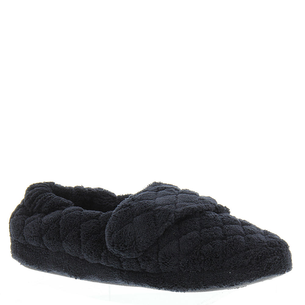 Acorn Spa Wrap Women's Black Slipper M M