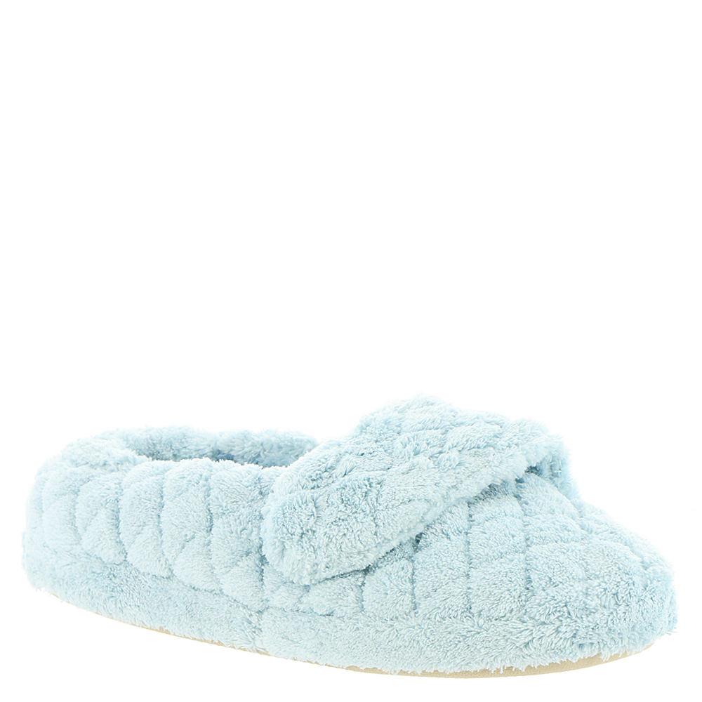 Acorn Spa Wrap Women's Blue Slipper M W