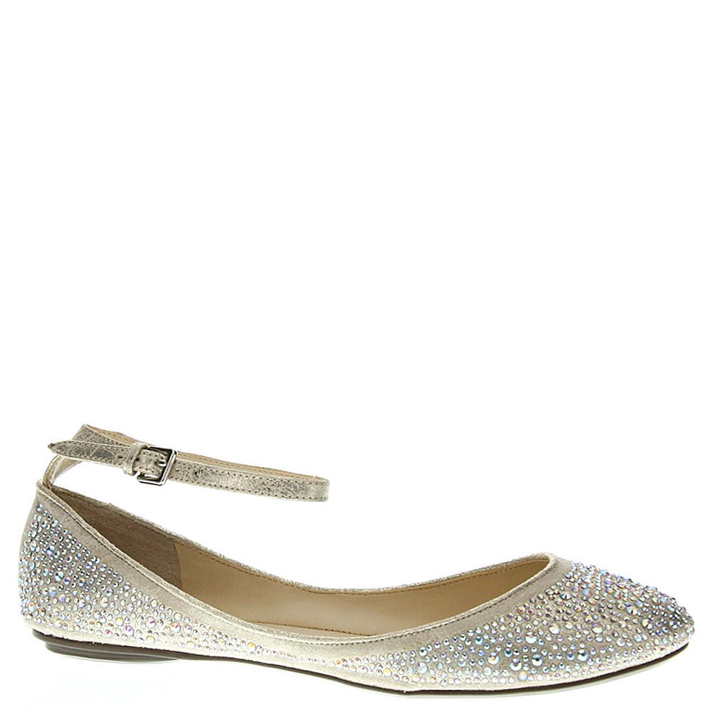 Blue by Betsey Johnson Joy Women's Bone Slip On 7.5 M