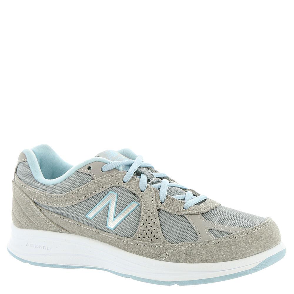 New Balance 877 Women's Silver Walking 7.5 B